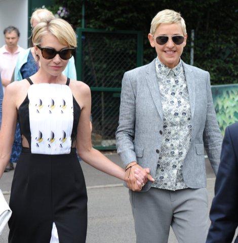 Ellen-DeGeneres-Portia-de-Rossi-Wimbledon-July-2016